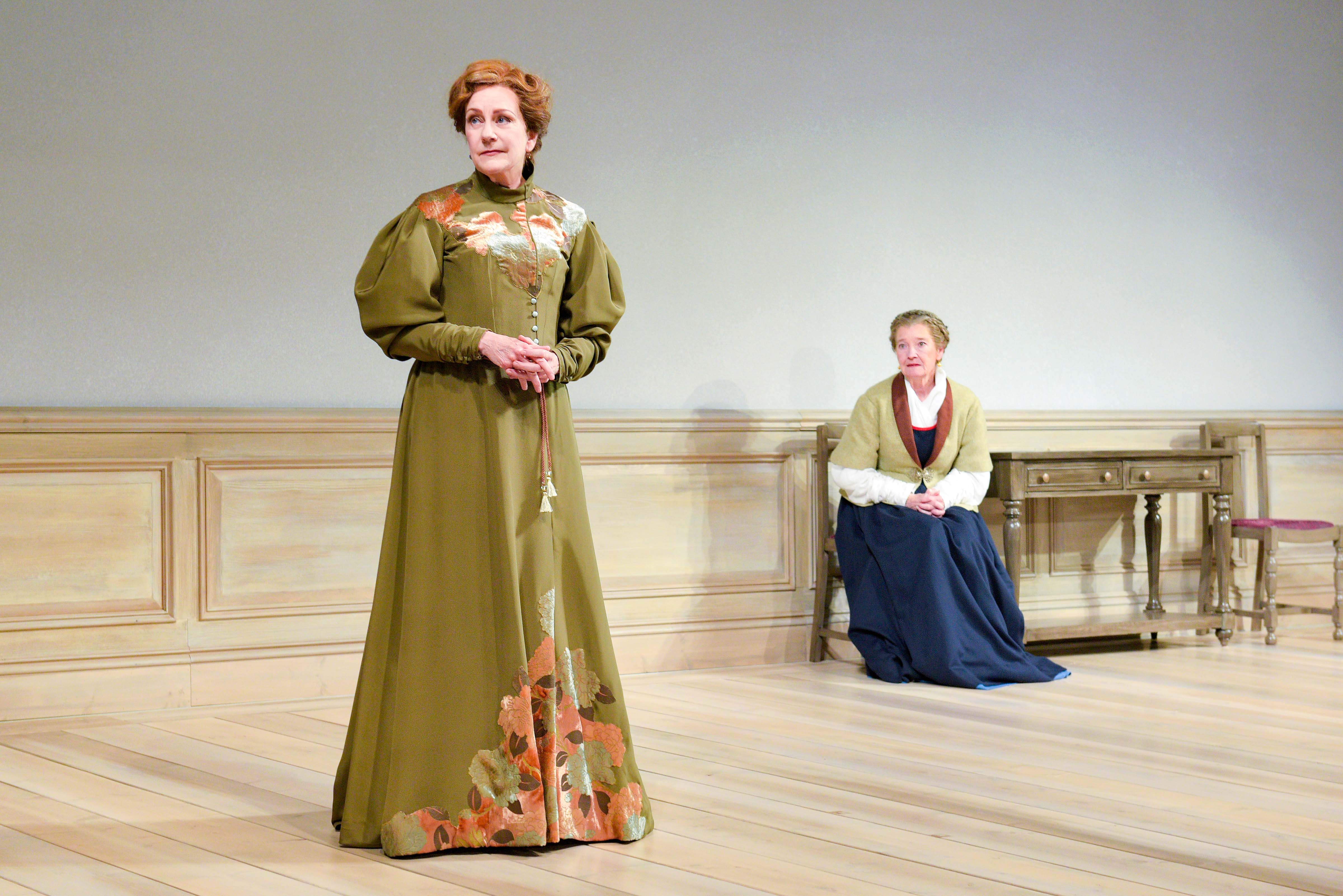 'A Doll's House, Part 2' Winds Clock, Values Back 100 Years