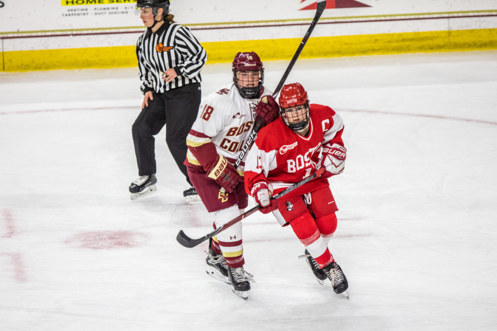 Beanpot Team Capsule: Boston University Women's Hockey