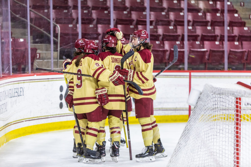 Beanpot Team Capsule: Boston College Women's Hockey