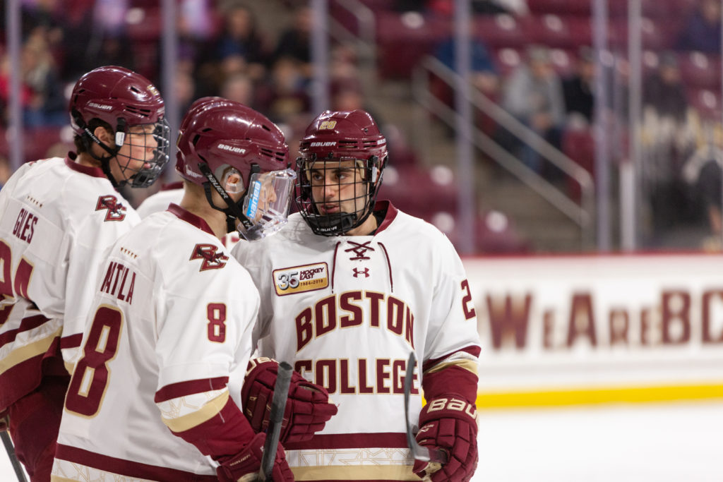 Beanpot Team Capsule: Boston College Men's Hockey