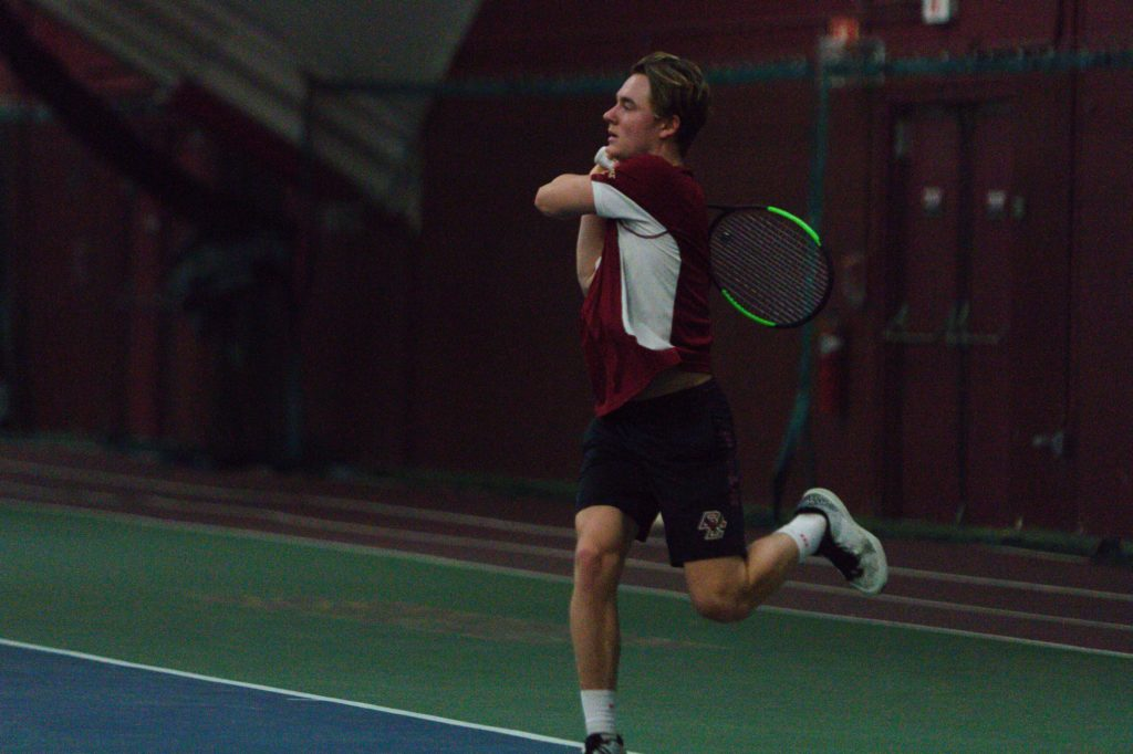 Harvard Deals Men's Tennis Its Third Straight Loss