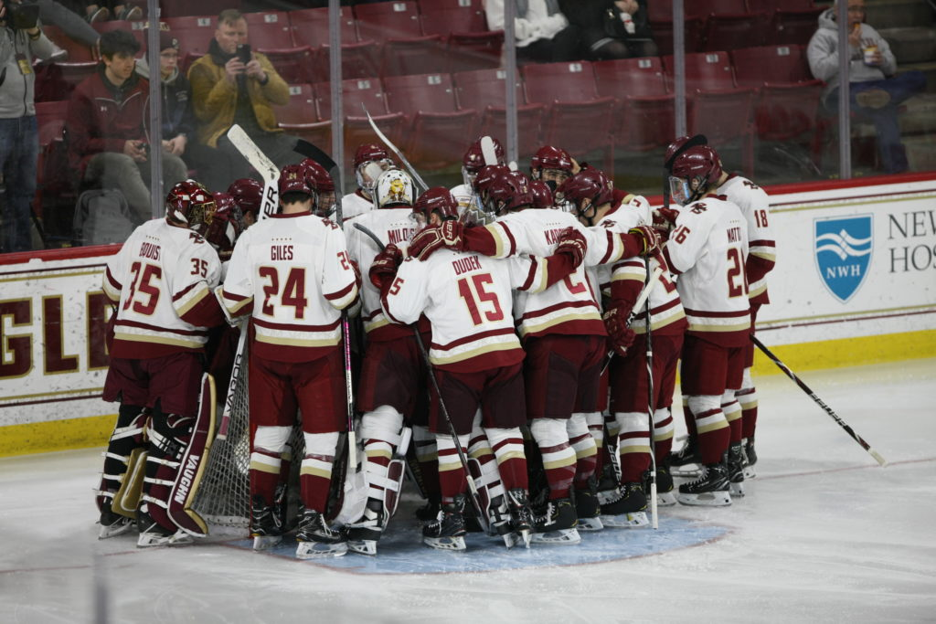 BC Men's Hockey: Departure Tracker