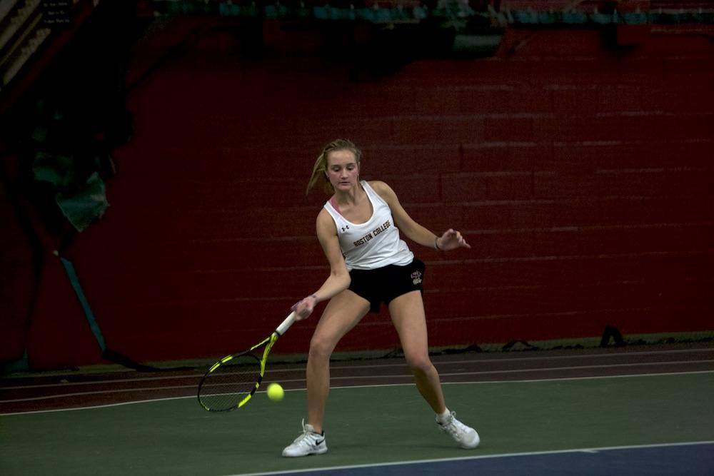 Women's Tennis Drops Heartbreaker to No. 15 Florida State in Final Set