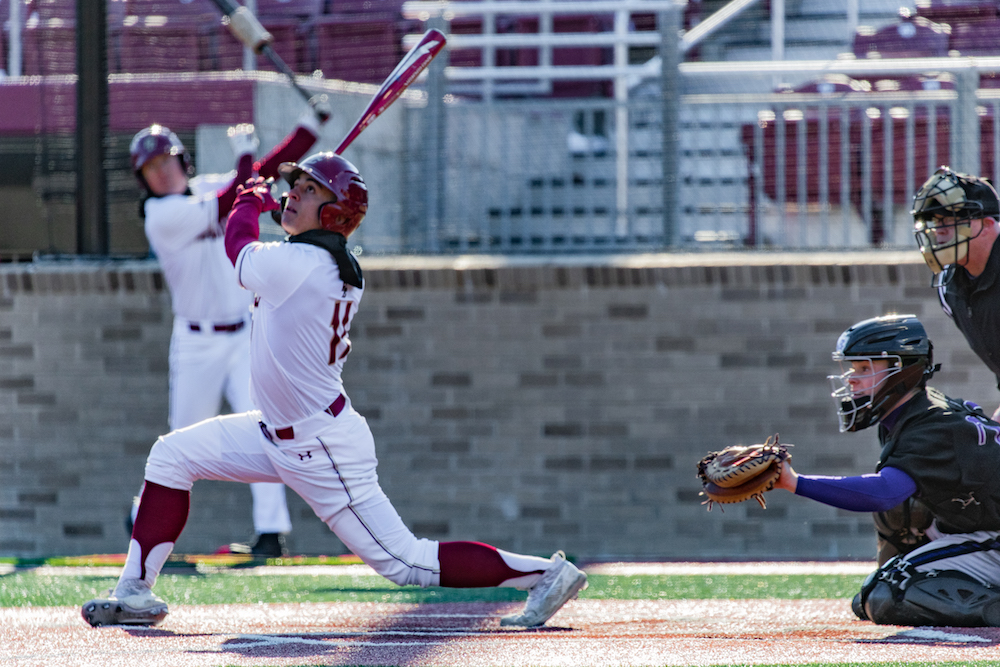 Eagles Leave Too Many Runners on in Loss to Northeastern
