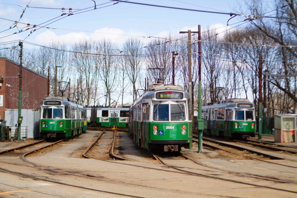 MBTA to Provide Free Passes to Students Grades 7-12