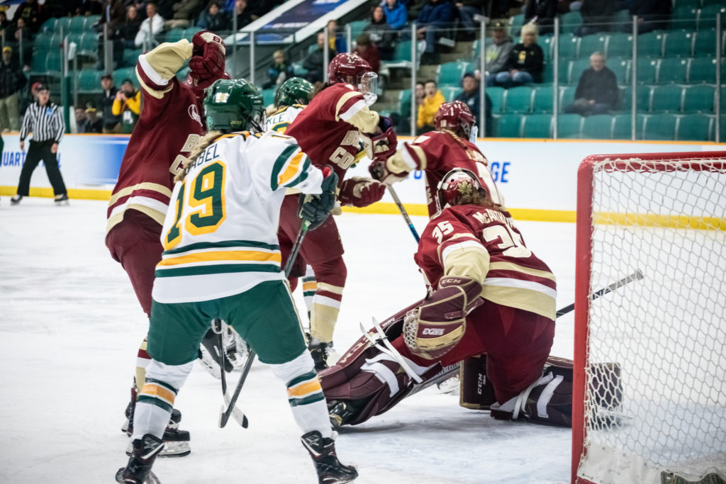 Eagles' Season Ends With Heartbreaking NCAA Quarterfinal Loss to Clarkson