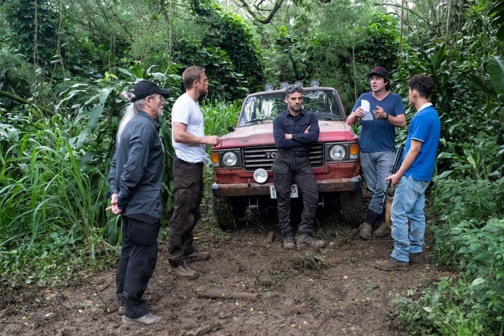 South American Cartel Heist Goes Awry in 'Triple Frontier'