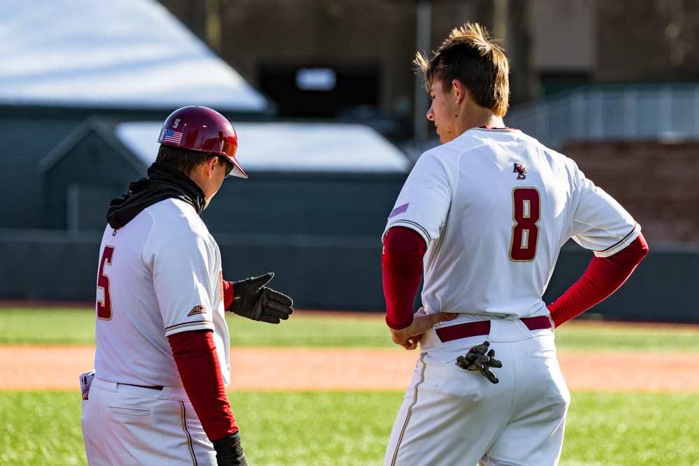 BC Drops Two of Three at Wake Forest, Give Up 35 Combined Runs in Losses