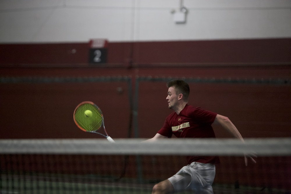 Men's Tennis Swept Away by Florida State for Fourth Straight Loss