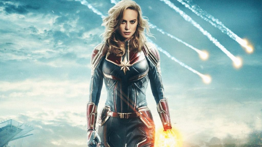 'Captain Marvel' Moves Marvel Forward, But Harps on Hero's Past