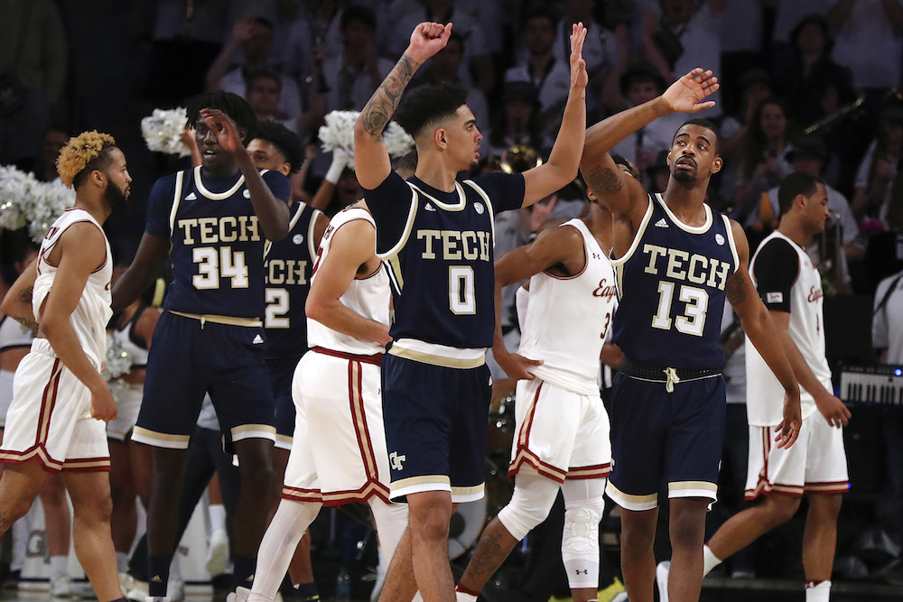 Notebook: BC Falters Against Georgia Tech, Drops Fourth Overtime Game