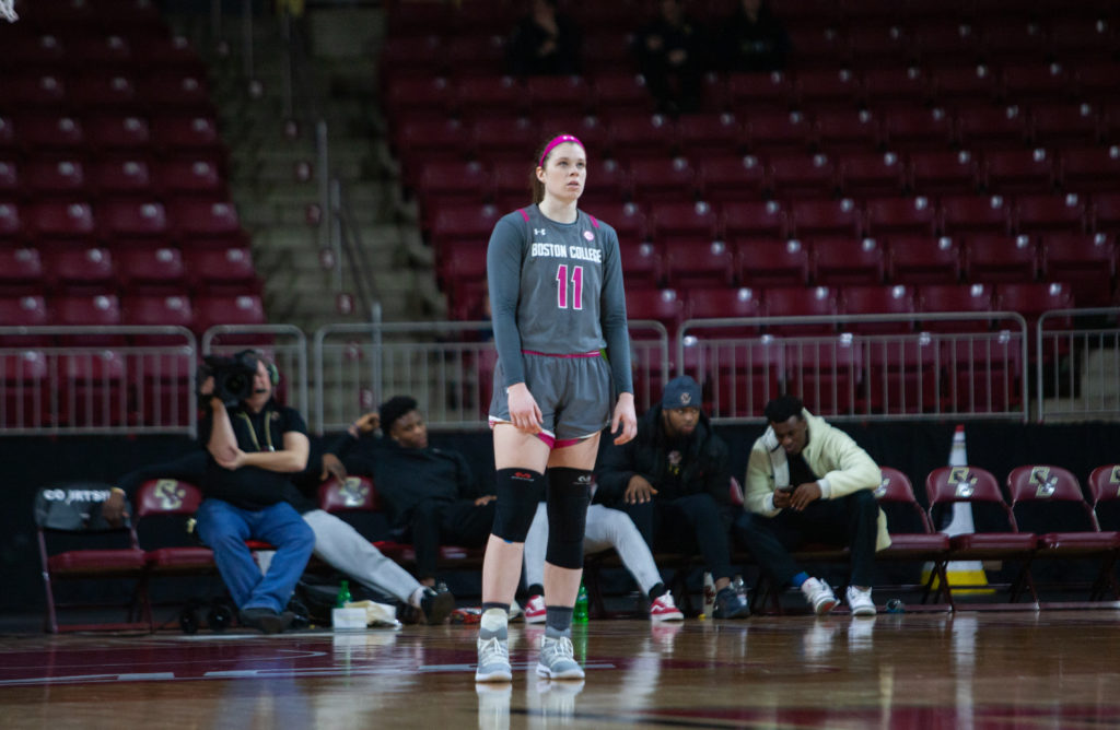 Eagles Falter in Second Half, End Regular Season With Loss to Syracuse