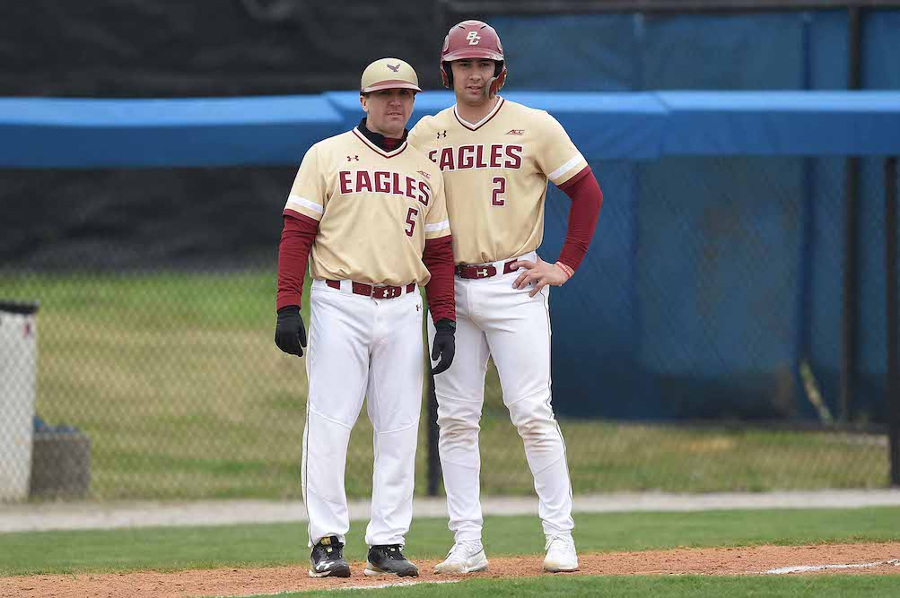 BC Splits Four Games Against Evansville, Eastern Kentucky in Weekend Tilt