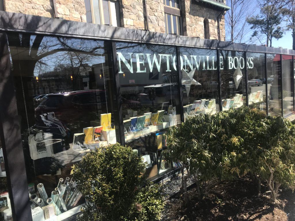 A Peek Inside Newtonville Books