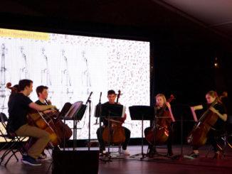 Flute and Cello Ensemble