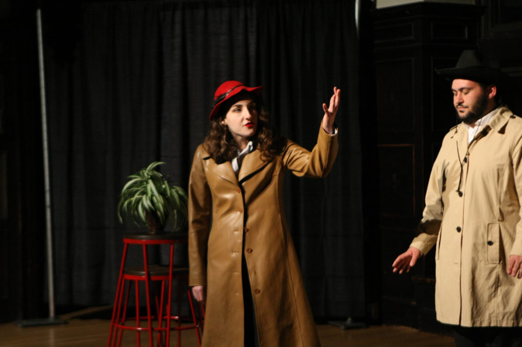 CCE's 'A Murder Most Fowl' Riffs On Noir To Hilarious Effect