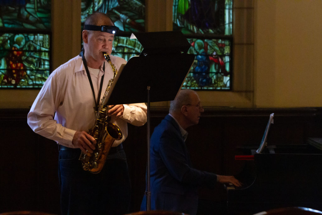 Trio of BC Professors Displays Jazz Chops
