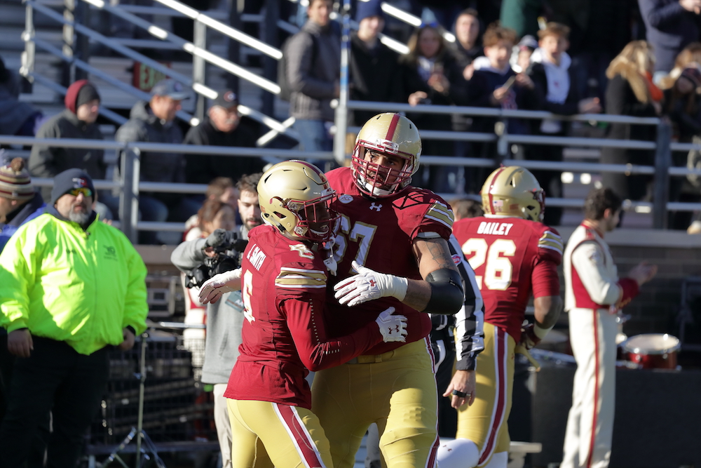 Nine Eagles Sign With NFL Teams as Undrafted Free Agents