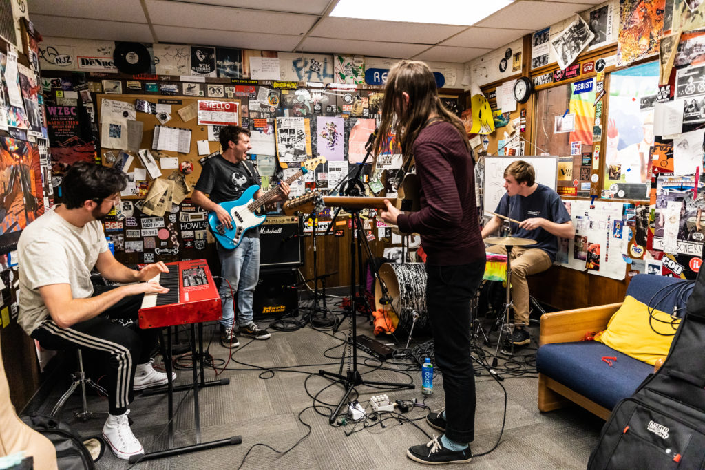 Jeb Bush Orchestra Gets Funky On Air With WZBC
