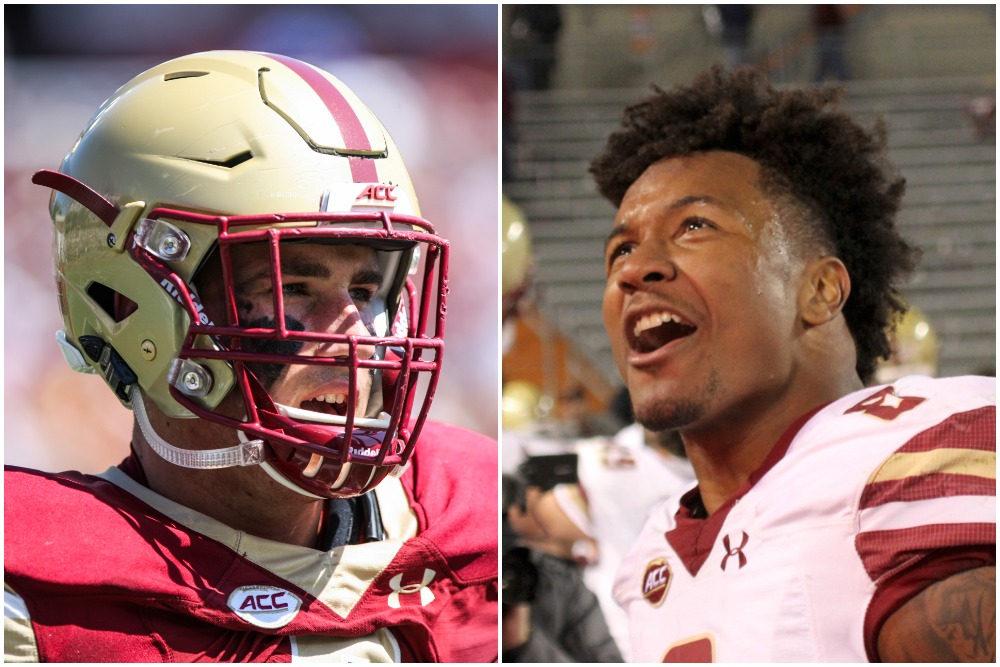 Allen, Harris Selected in Third Round of 2019 NFL Draft