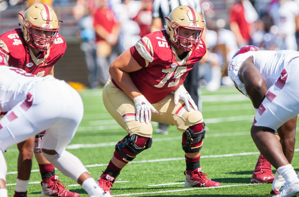 Lindstrom Picked 14th Overall by Atlanta Falcons in 2019 NFL Draft