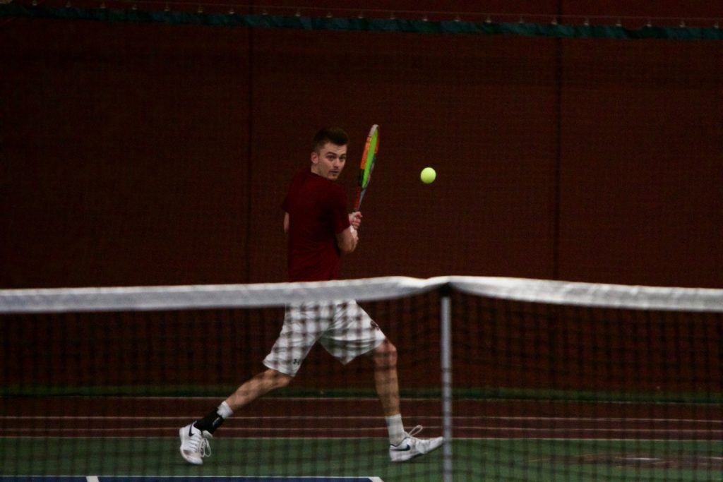 Men's Tennis Falls to Clemson in First Round of ACC Tournament