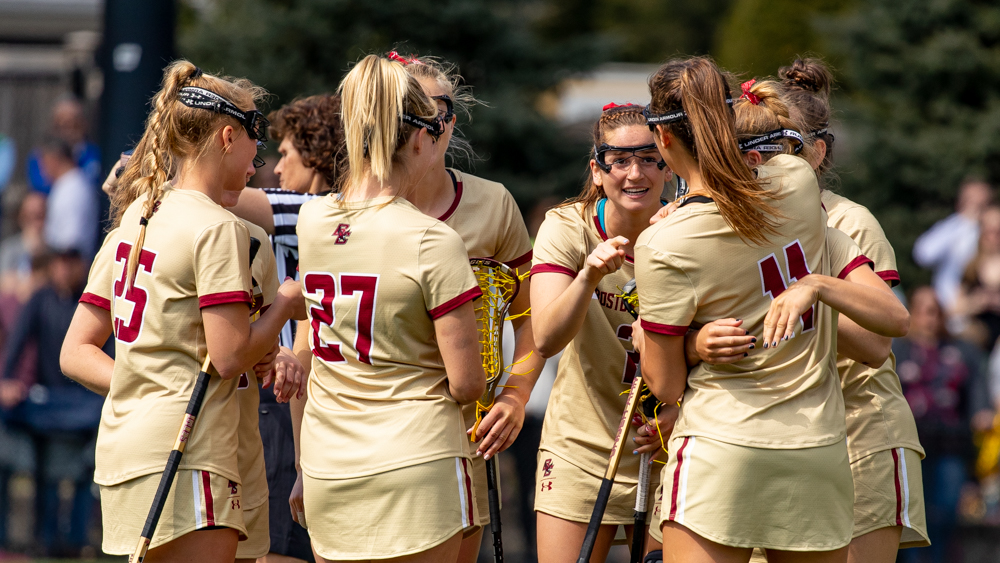 Eagles Fight Off Late Surge, Down Virginia Tech on the Road