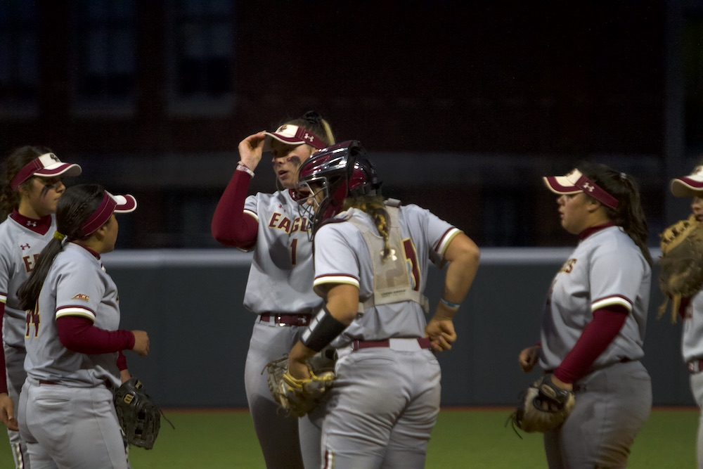 BC's Late-Game Collapse Spells Doom Against Louisville