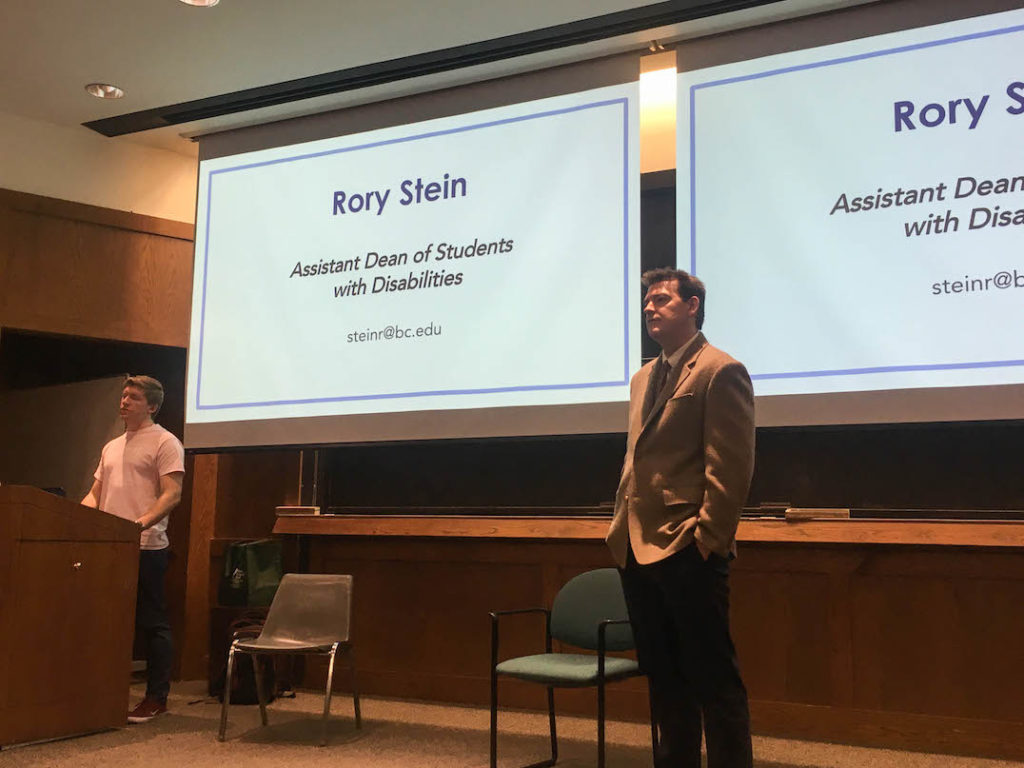 Council for Students with Disabilities Town Hall Exposes Frustrations on Campus