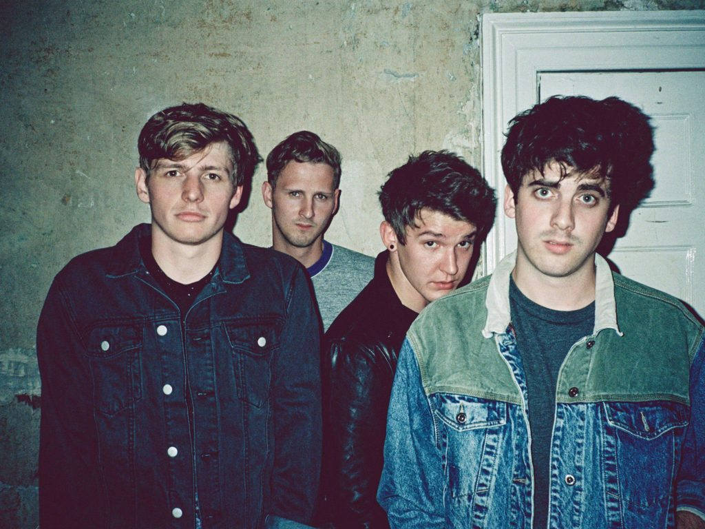 Circa Waves Hits Rough Water on 'What's It Like Over There?'