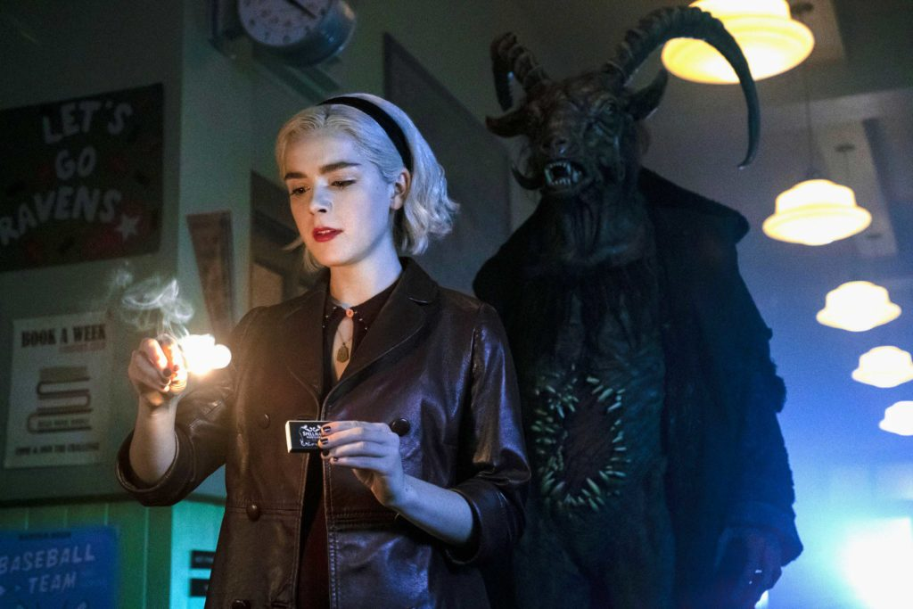 New Season of 'Sabrina' Chooses Style Over Substance