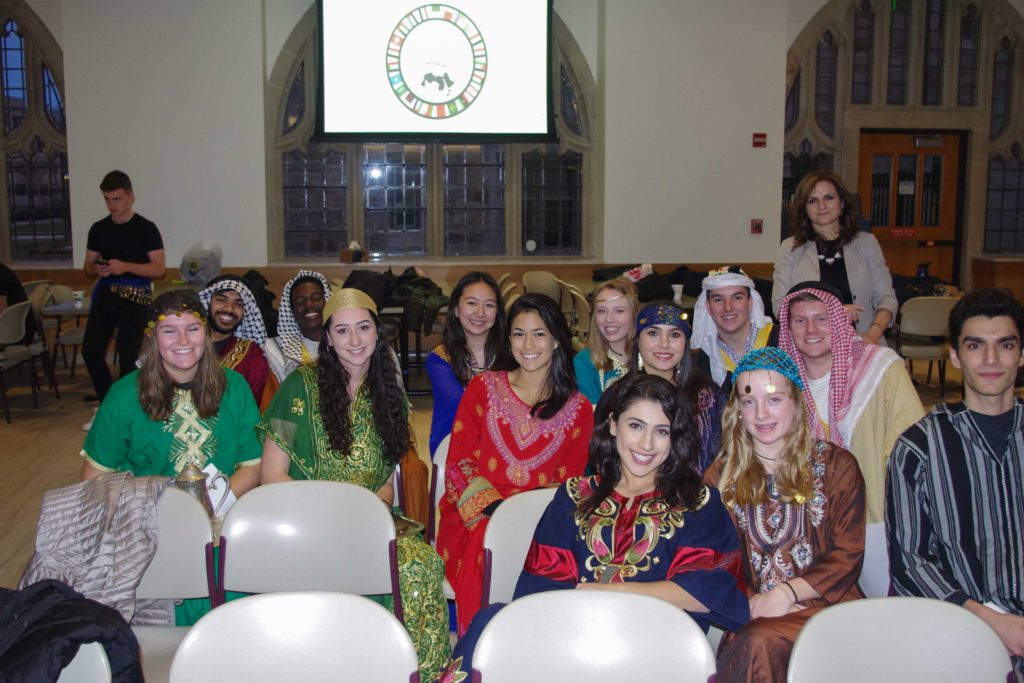 Arabic Culture Night Celebrates Middle Eastern Heritage