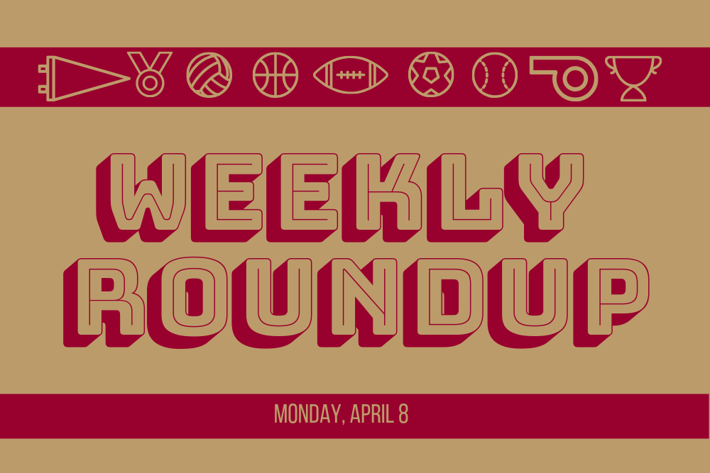 Weekly Roundup: Women's Tennis Extends Win Streak to Four, Lacrosse Keeps Winning