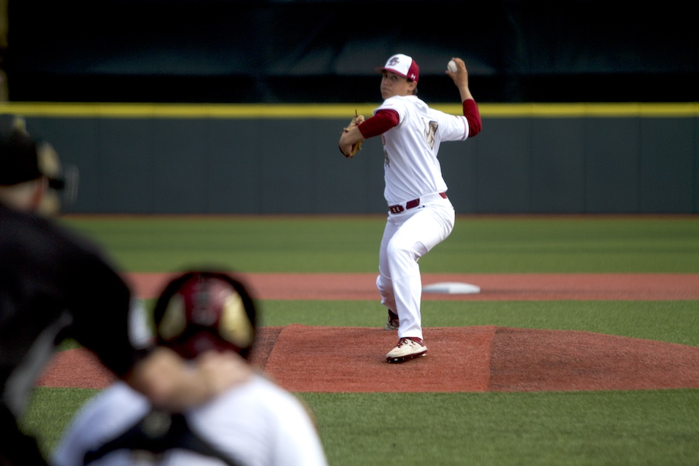 Pitching Staff Struggles With Command, BC Loses Blowout to No. 3 N.C. State