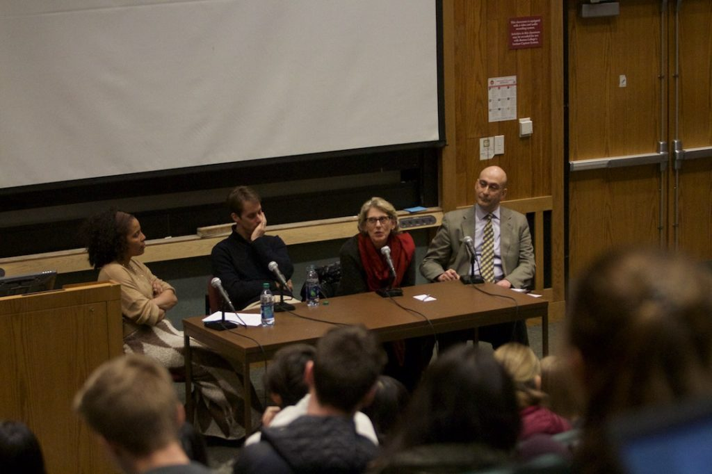 Professors from Different Disciplines Discuss Climate Change Effects