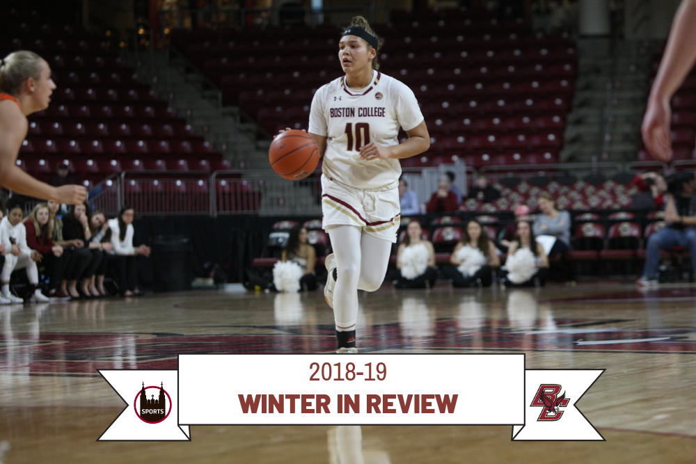 Season in Review: 2018-19 Women's Basketball