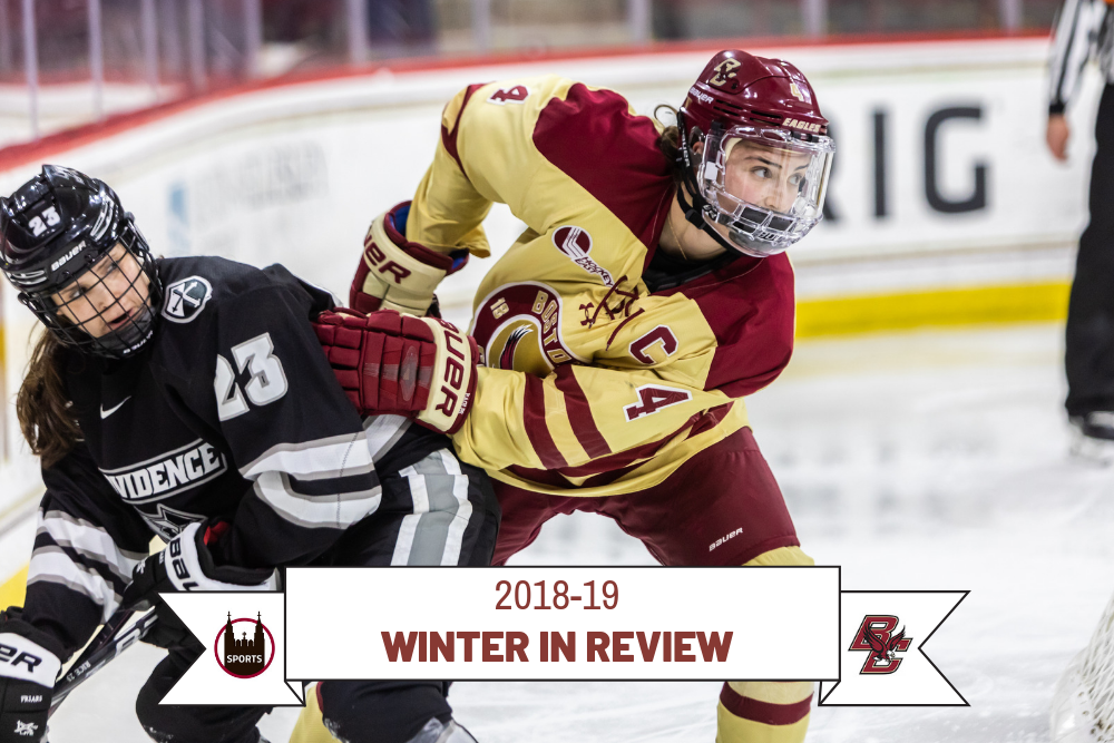 Season In Review: 2018-19 Women's Hockey