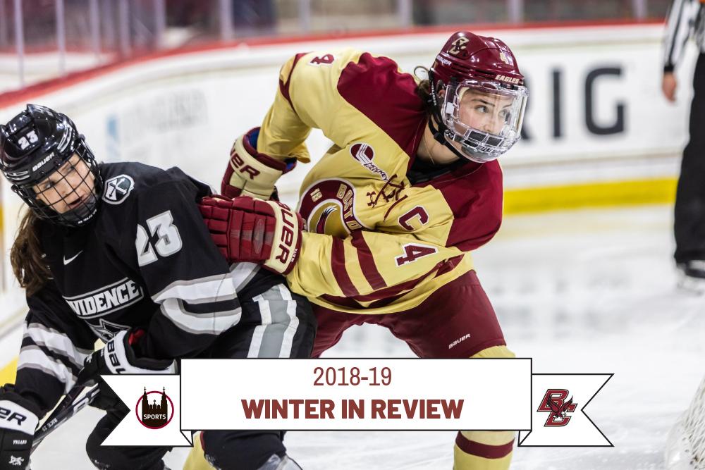 Season In Review: 2018-19 Women's Hockey