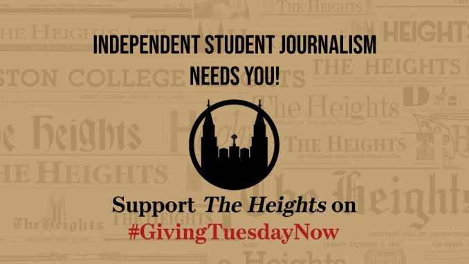 Support 'The Heights' on #GivingTuesdayNow
