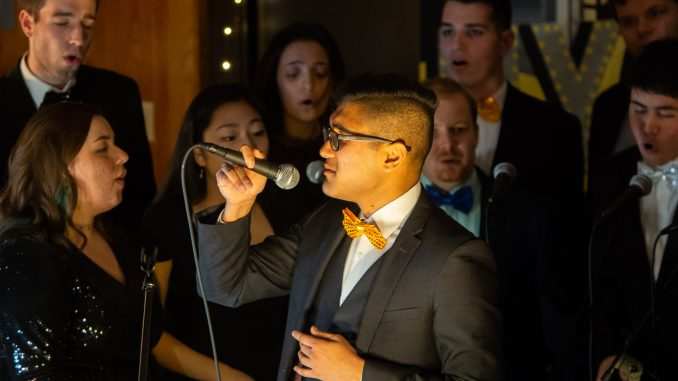 A Cappella Groups Adjust to New Circumstances