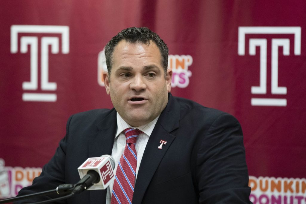 Patrick Kraft Hired as Boston College Athletic Director