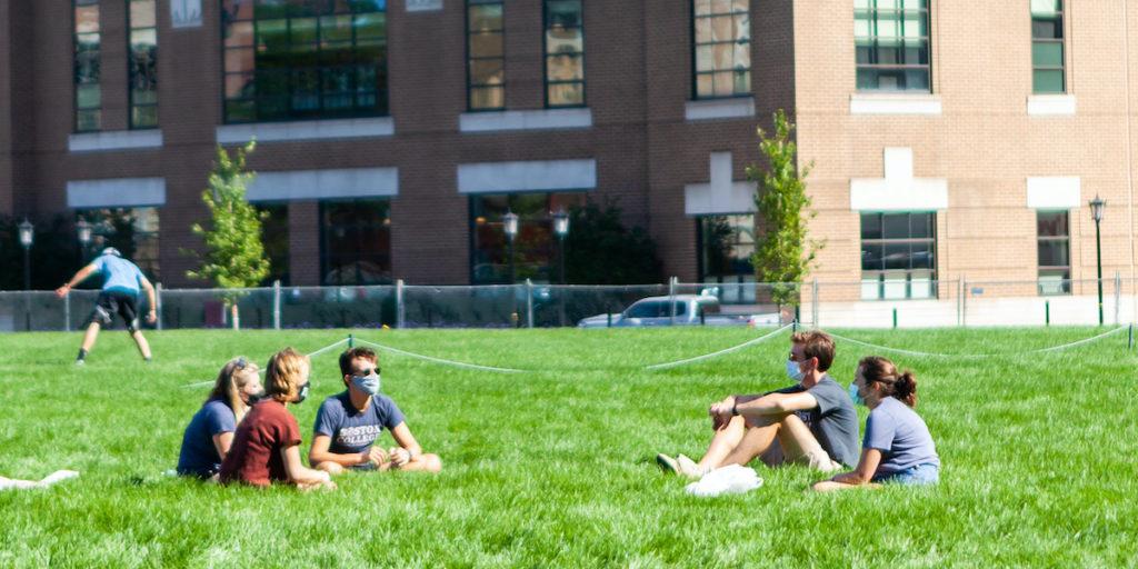 Undergraduate COVID-19 Positivity Rate Rises As BC Transitions Into Random Testing