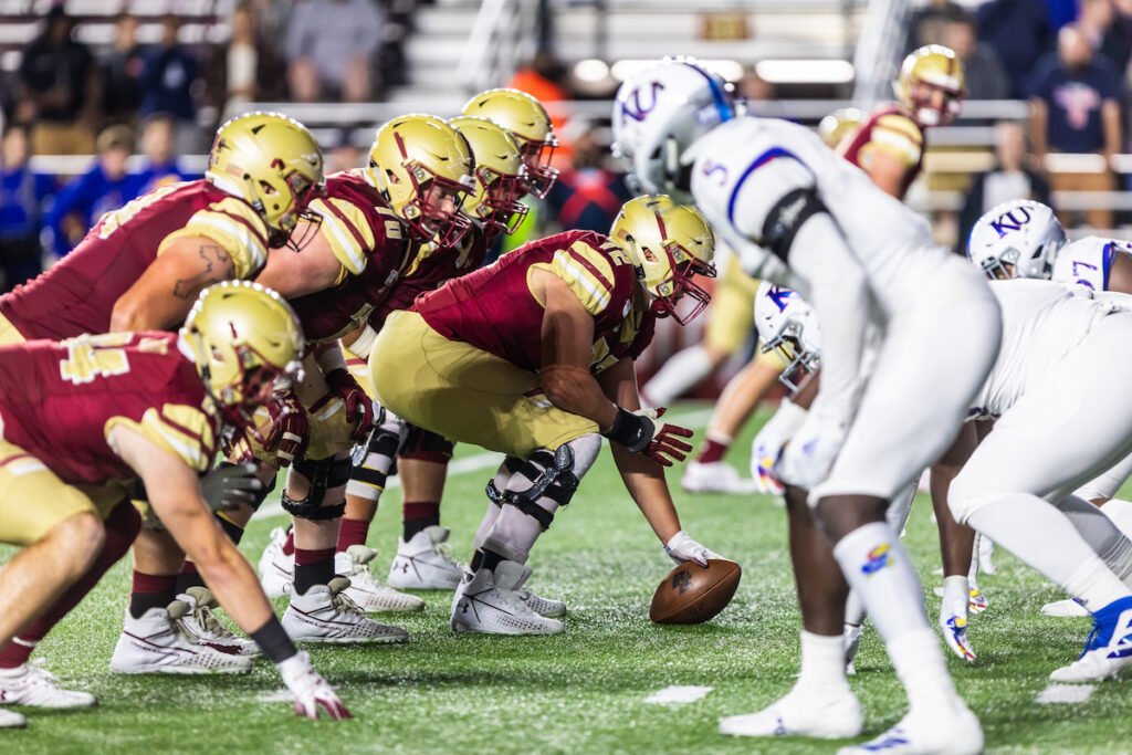 Boston College Football Names 2020 Captains