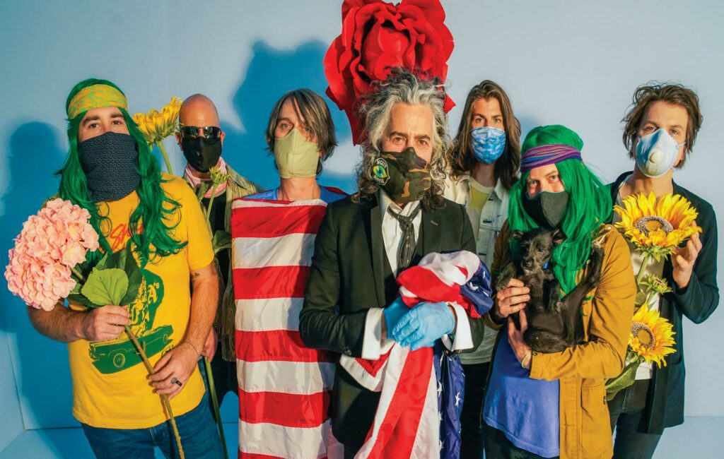 The Flaming Lips Tackle Death on 'American Head'