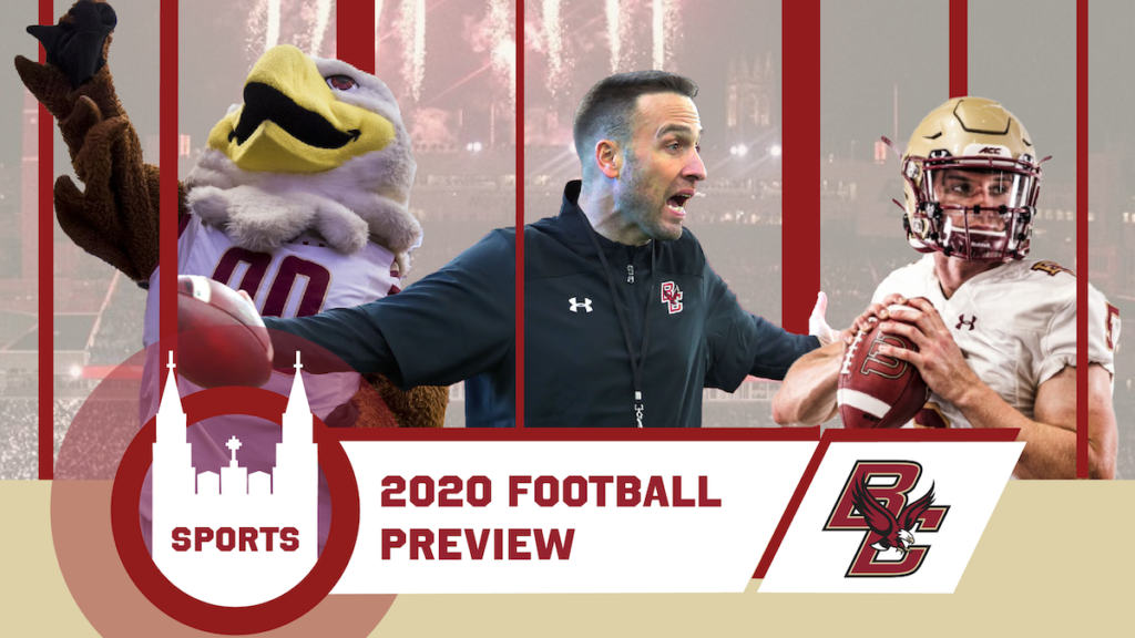 2020 Boston College Football Preview
