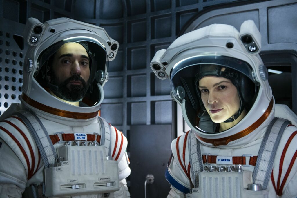 'Away' Fails to Bring Outer Space Genre Into a New Era