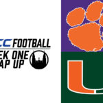 A BC-Less Week One of ACC Football