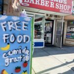 Boston Community Fridge Provides Free Food