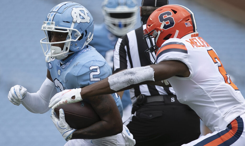 Previewing 2020 Football: Vs. North Carolina