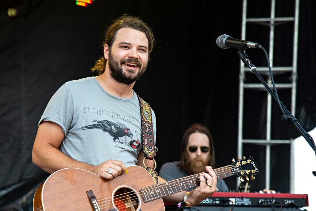On 'Keep 'Em on They Toes,' Brent Cobb Returns to Country